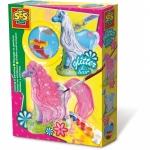 Hobby fete Set creativ mulaj 3D si pictura cal cu coama