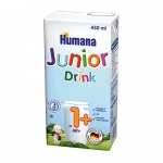 Lapte Humana Junior Drink de la 1 an 450 ml