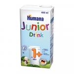 Lapte Humana Junior Drink de la 1 an 450 ml