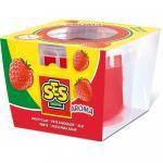 Modelaj Rosu cu miros de capsuni (90g)