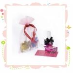 Oja / Lac de unghii pentru copii set cadou Pouche 2 oje