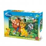 Puzzle regele leu Disney