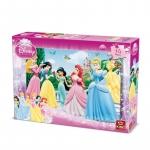 Puzzle princess Disney