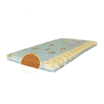 Saltea Nichiduta din cocos integral 120x60x10 cm Color