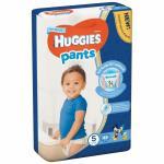 Scutece Pants nr 5 Boy 12-17 kg 44 bucati Huggies
