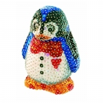 Sequin art-set creativ Pinguin