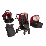 Set carucior Atlantic Plus Trio Set Tango