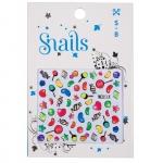 Stickere pentru unghii Snails Candy Blast