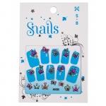 Stickere pentru unghii Snails Little Miss Diva