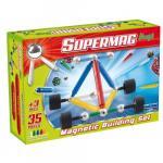 Supermag Wheels 35 piese