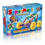 Supermag Wheels 40 piese