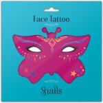 Tatuaj adeziv pentru fata copii Fairy Dust