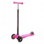 Trotineta Maxi Micro T-Bar Pink