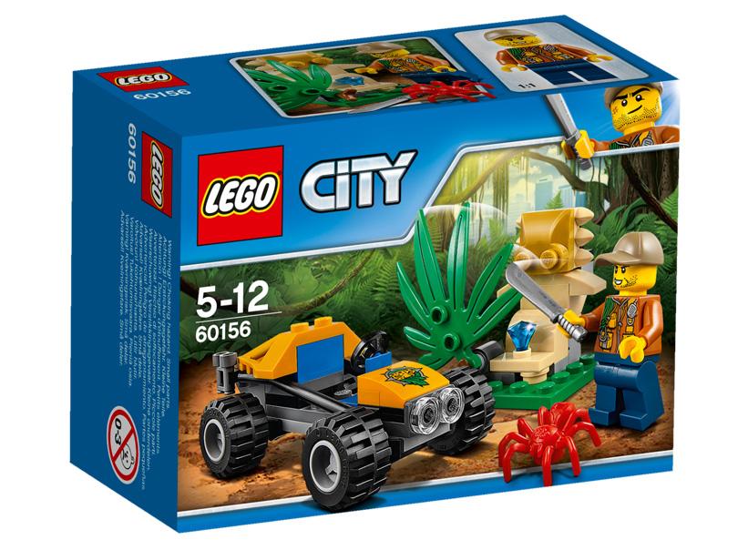 Automobil de jungla (60156)