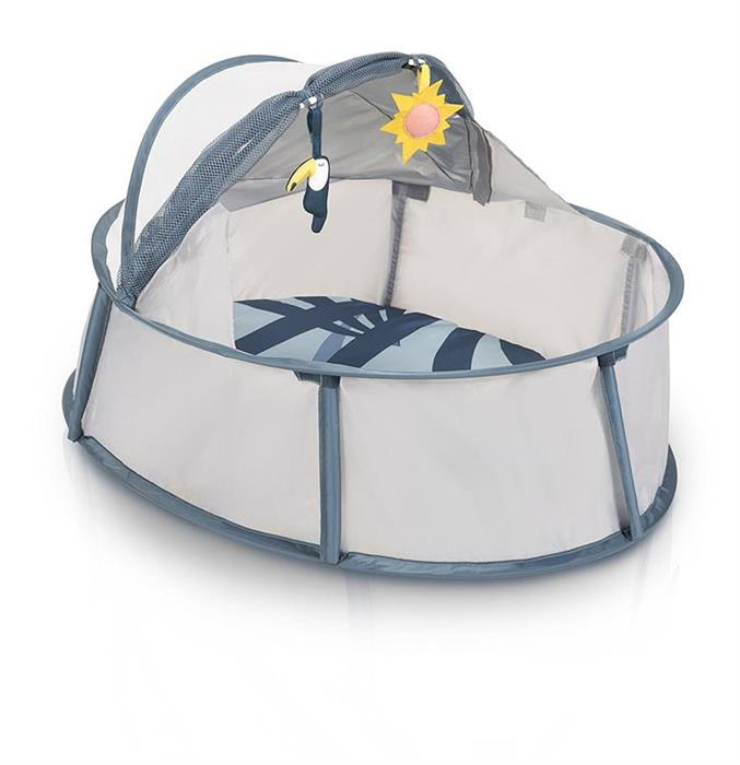 Cort Anti-Uv Little Babyni 2 in 1 Tropical