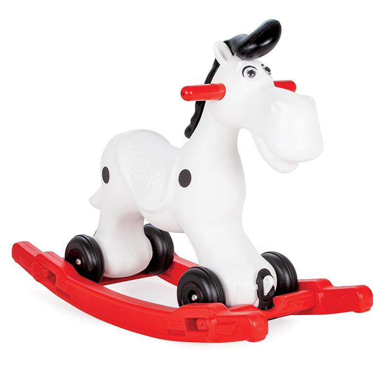 Balansoar Cu Roti Rocking Cute Horse