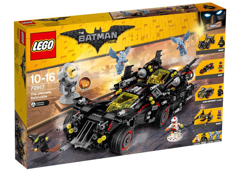 Batmobilul suprem (70917)