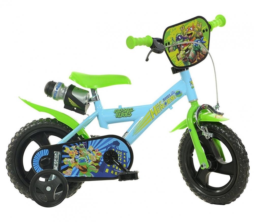 Bicicleta Ninja Turtles 12 inch 123HSH
