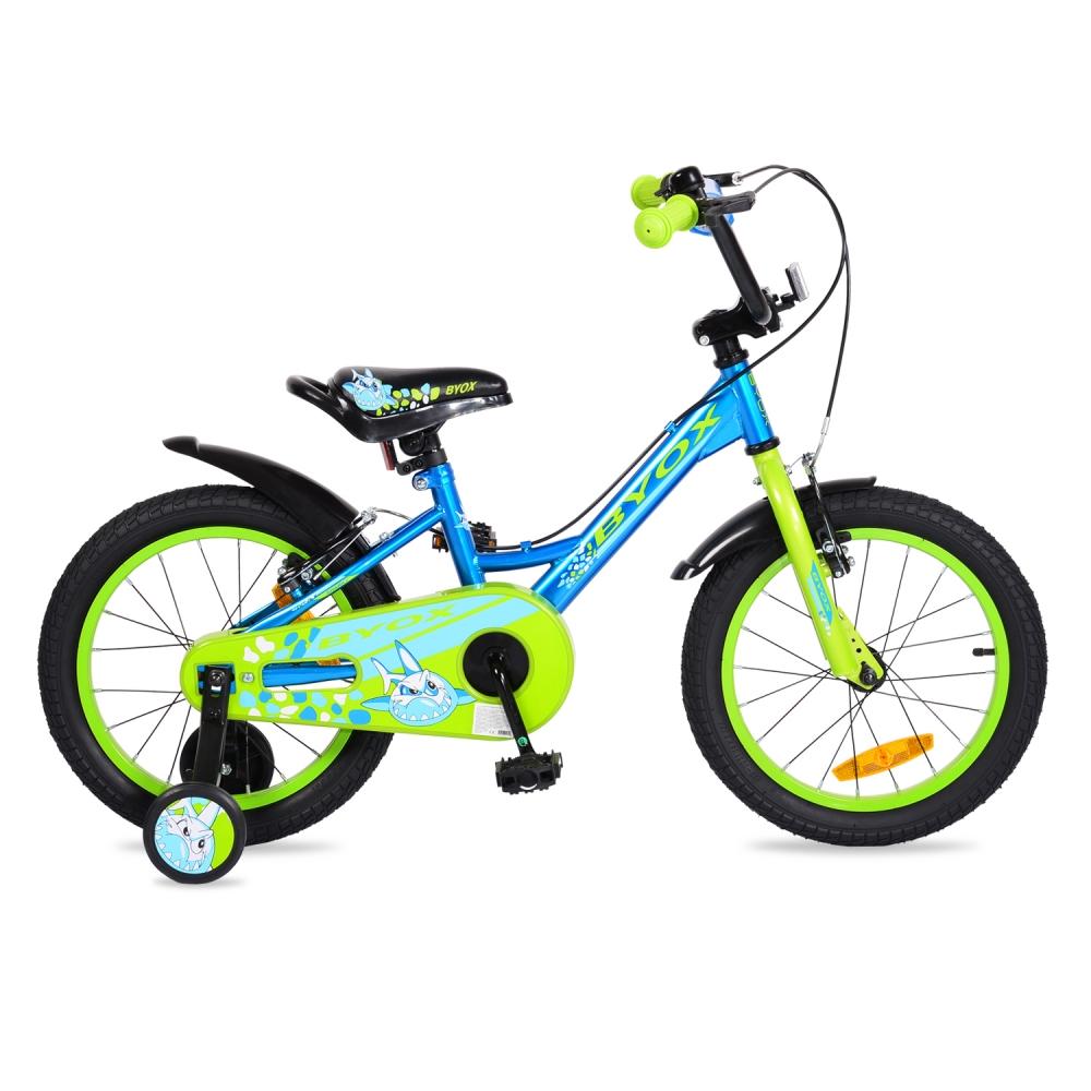 Bicicleta pentru baieti Byox Sharky 16 inch