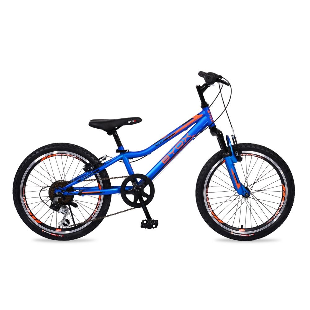 Bicicleta pentru copii Byox Tucana Blue 6 viteze 20 inch