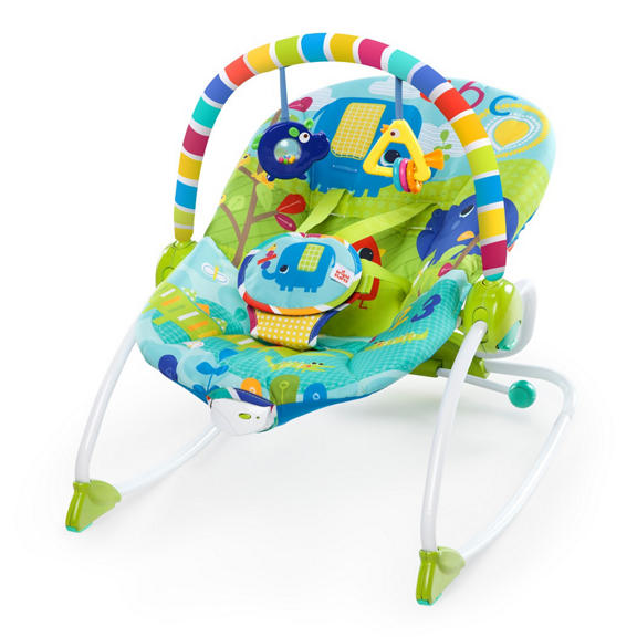 Balansoar 2 In 1 Merry Sunshine Rocker