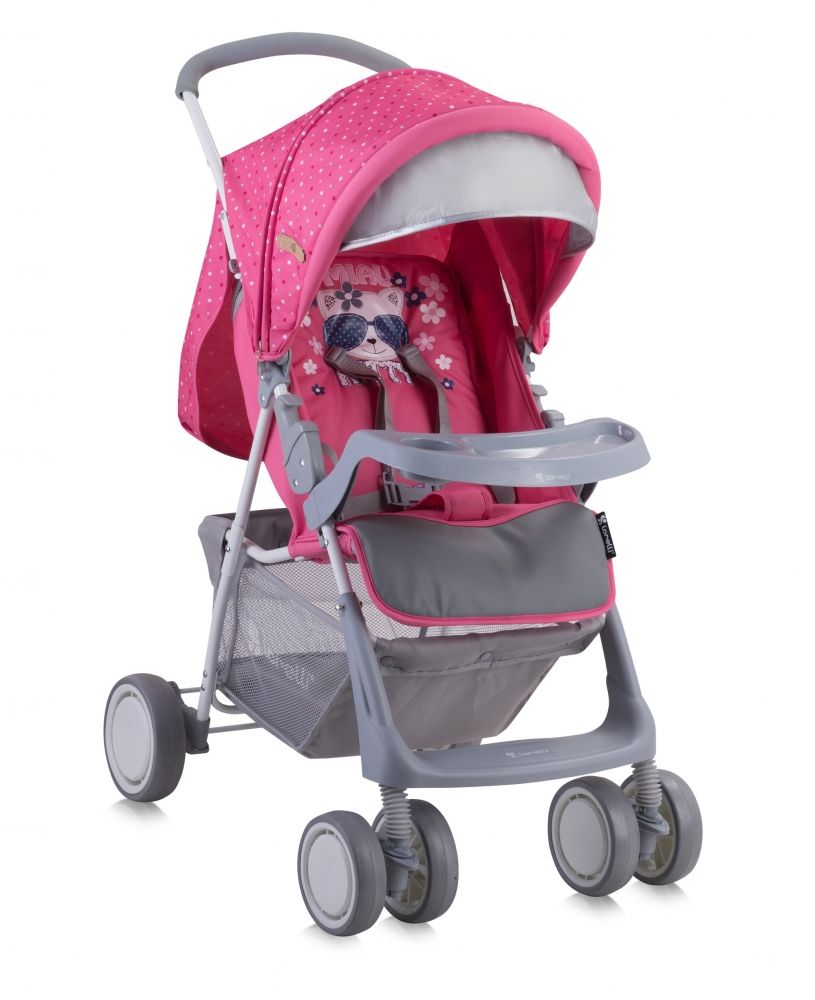 Carucior sport Terra Pink Kitty