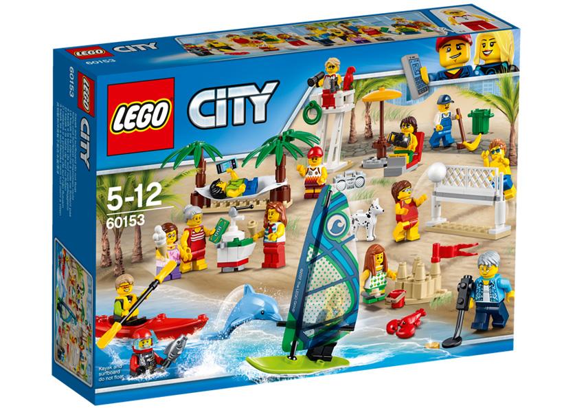 Comunitatea orasului Distractie la plaja (60153)