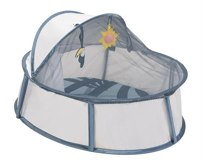 Cort Anti-Uv Big Babyni 2 In 1 Tropical