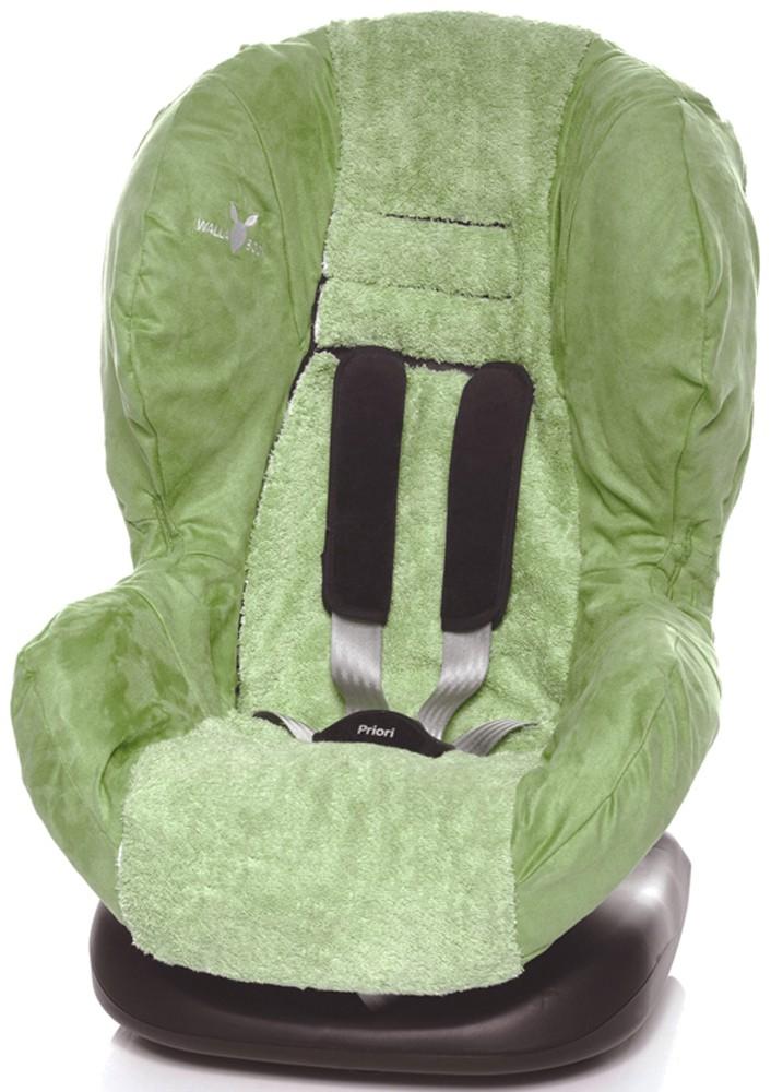 Husa scaun auto Grupa 1 Wallaboo Green
