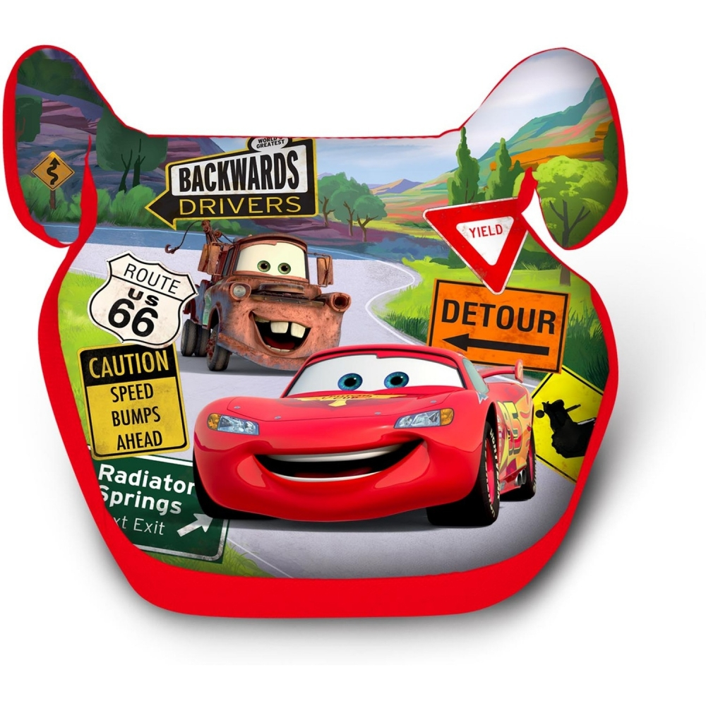 Inaltator Auto Cars Disney Eurasia 25246 din categoria Scaune Auto Copii de la Disney Eurasia