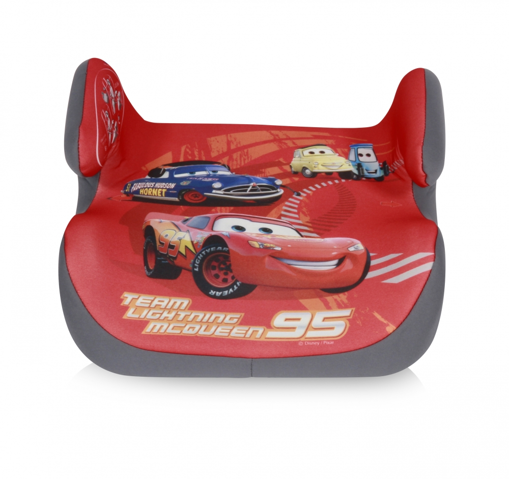 Inaltator Auto 15-36 Kg Topo Luxe Disney Voiture Rouge