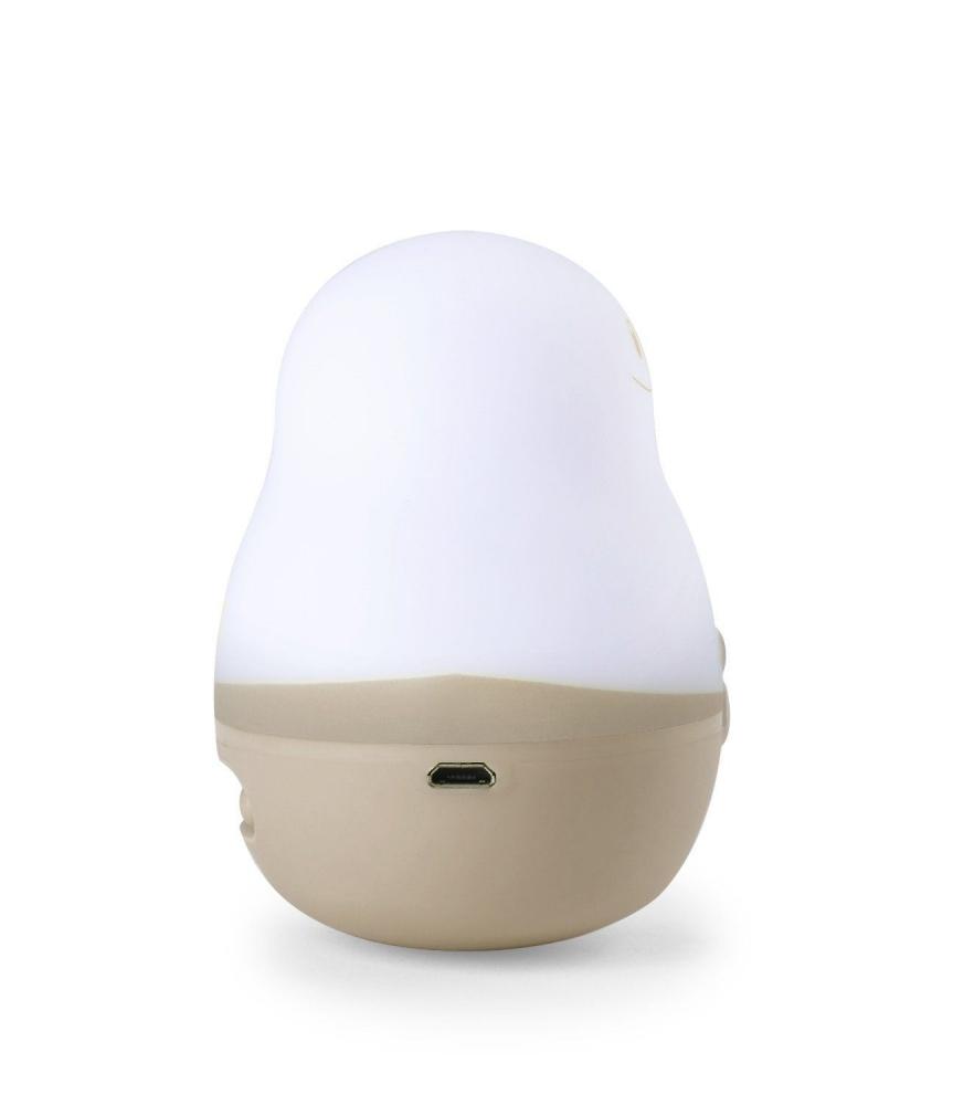 Lampa de veghe Pabobo Super Nomade Ursulet cu LED autonomie 200 ore