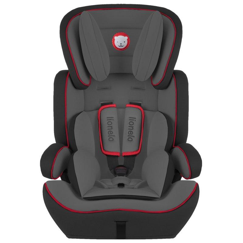 Scaun Auto Copii 9-36 Kg Levi Plus Black Red