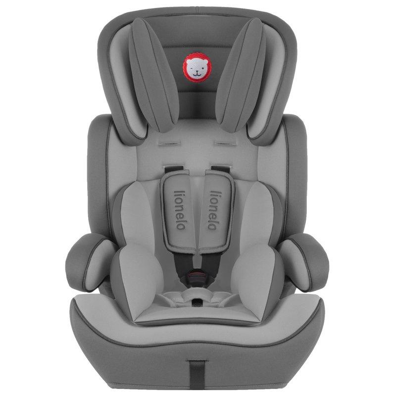 Scaun Auto Copii 9-36 Kg Levi Plus Grey