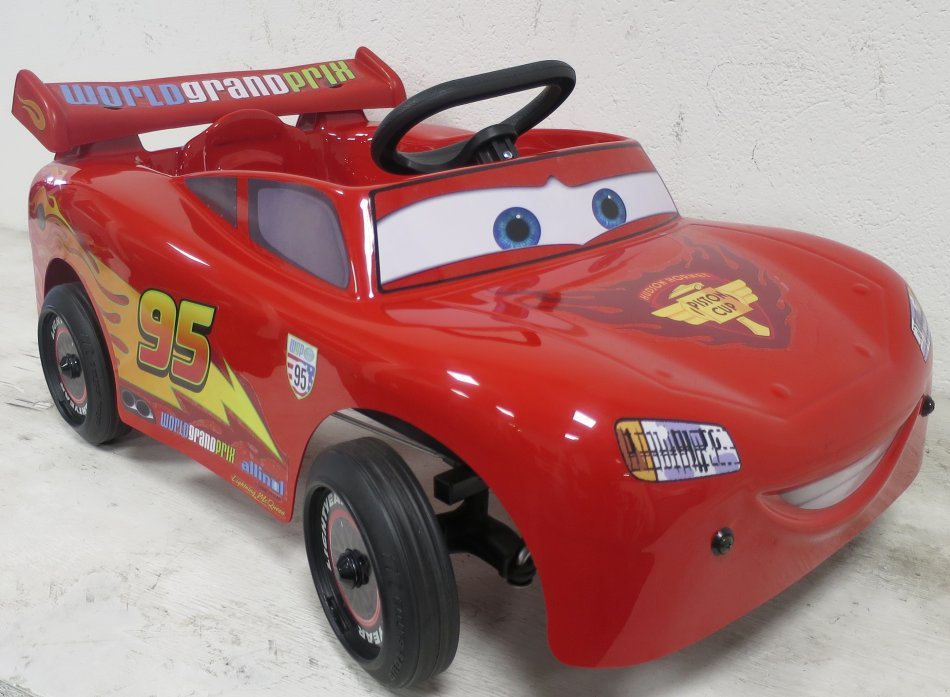 Masinuta Cu Pedale Baby Cars