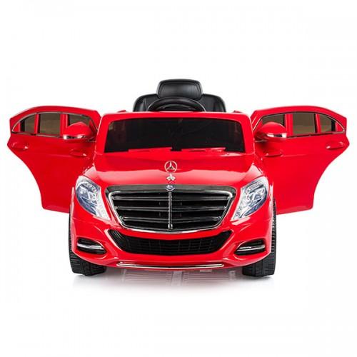 Masinuta electrica cu telecomanda Mercedes Benz S-Class Red