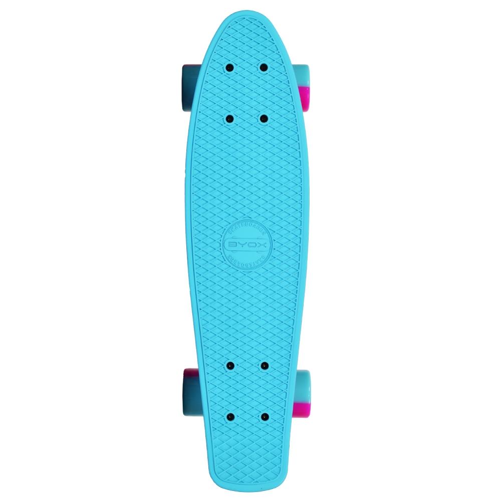 Penny board 2Color Abec-7 Blue imagine