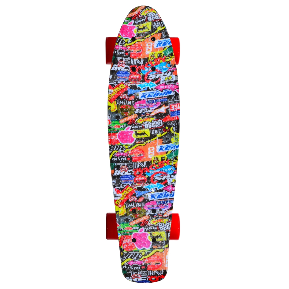 Penny board Hipster Abec-7