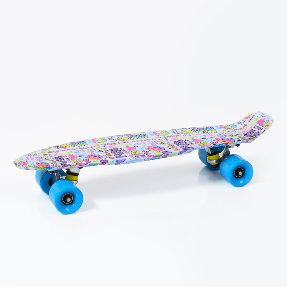 Penny board Peace Abec-7
