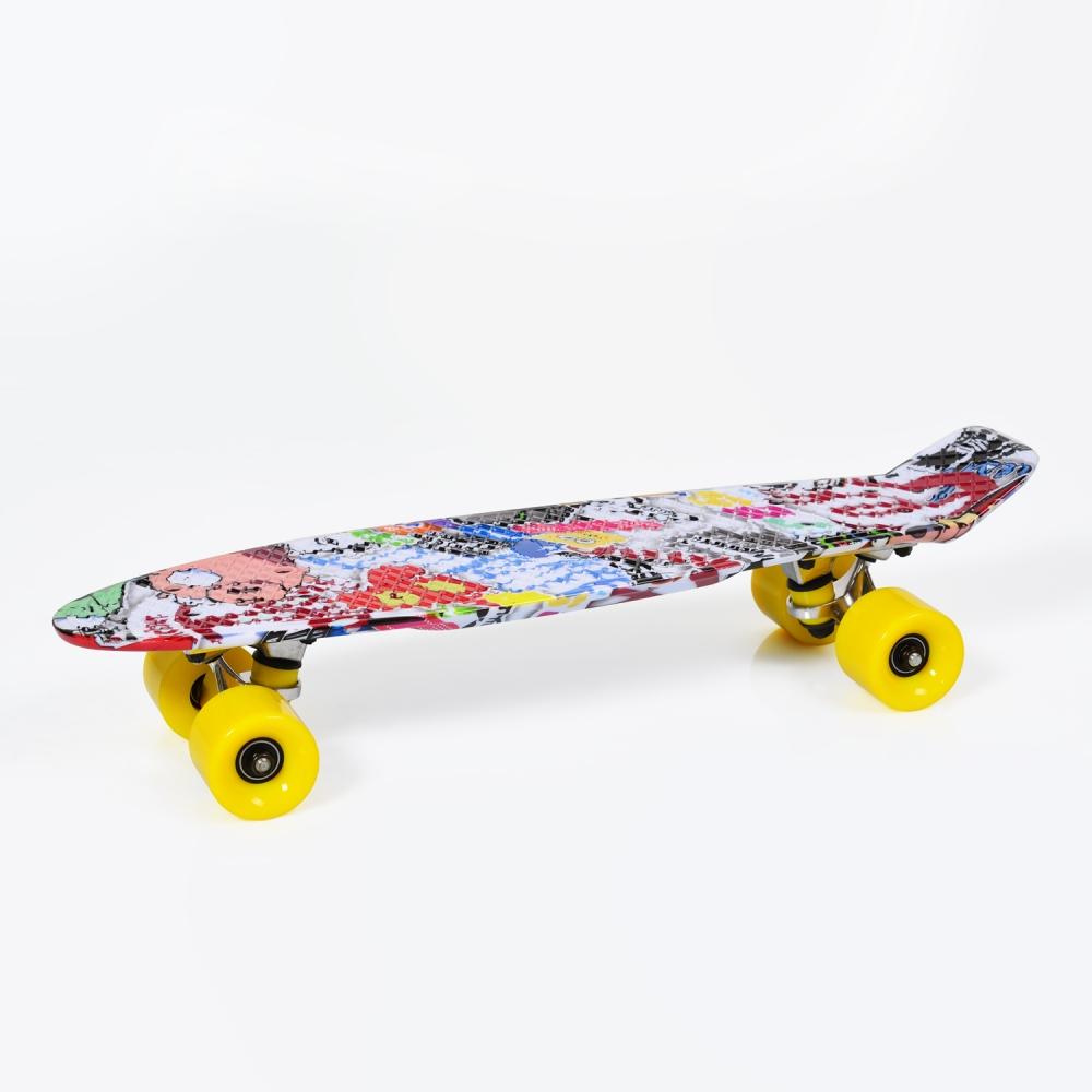 Penny board Topic Abec-7 imagine