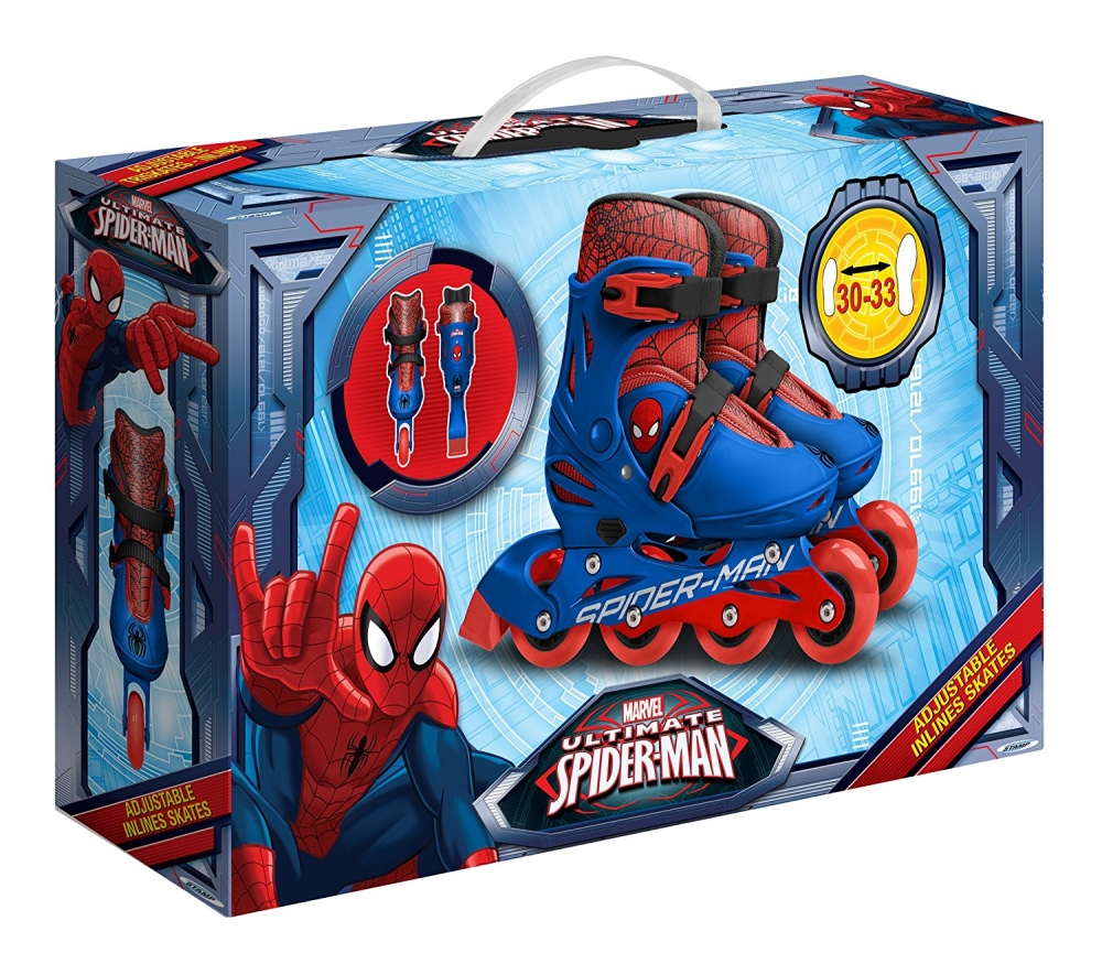 Role Spiderman 30-33