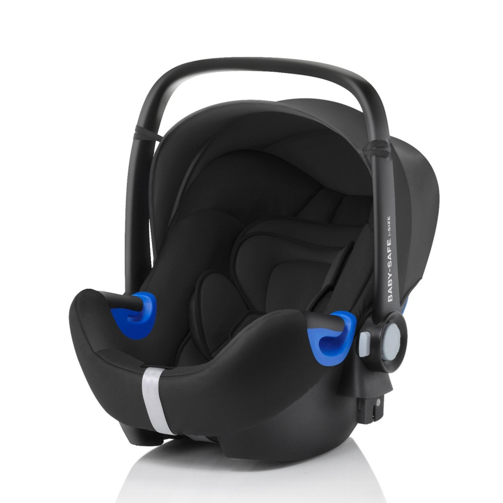 Scaun Auto Baby-safe I-size Cosmos Black Britax-romer