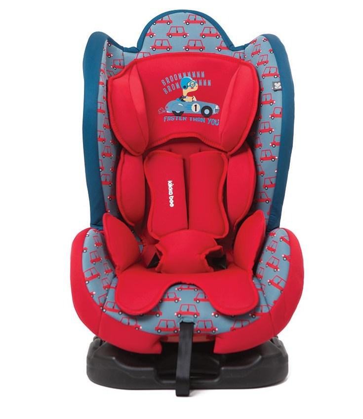 Scaun Auto Bon Voyage Red Cars 0-25 Kg