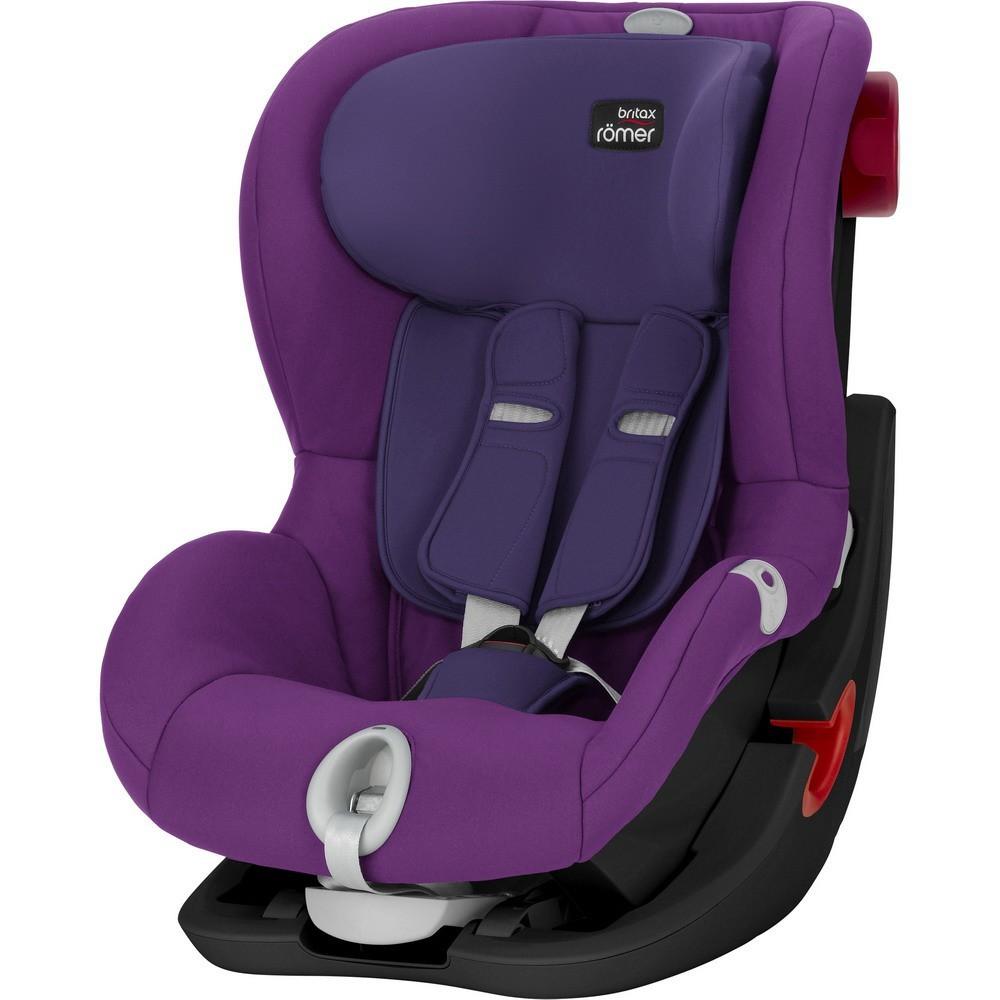 Imagine indisponibila pentru Scaun auto King II LS Black Series Mineral purple Romer