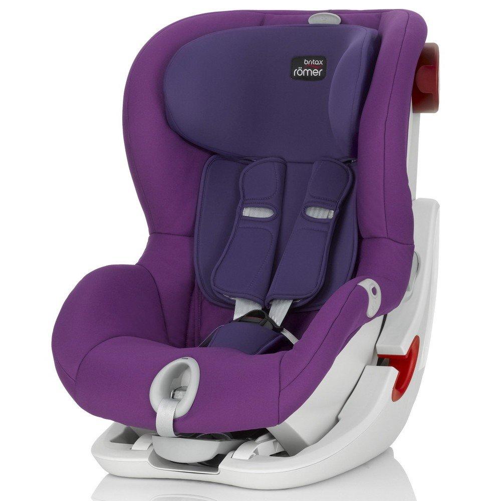 Imagine indisponibila pentru Scaun auto King II LS Mineral purple Romer