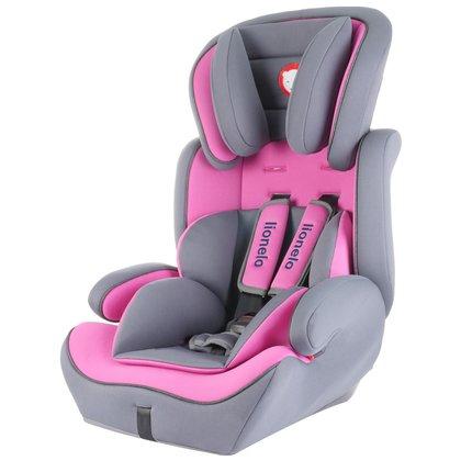 Scaun auto copii 9-36 kg Levi Plus Pink