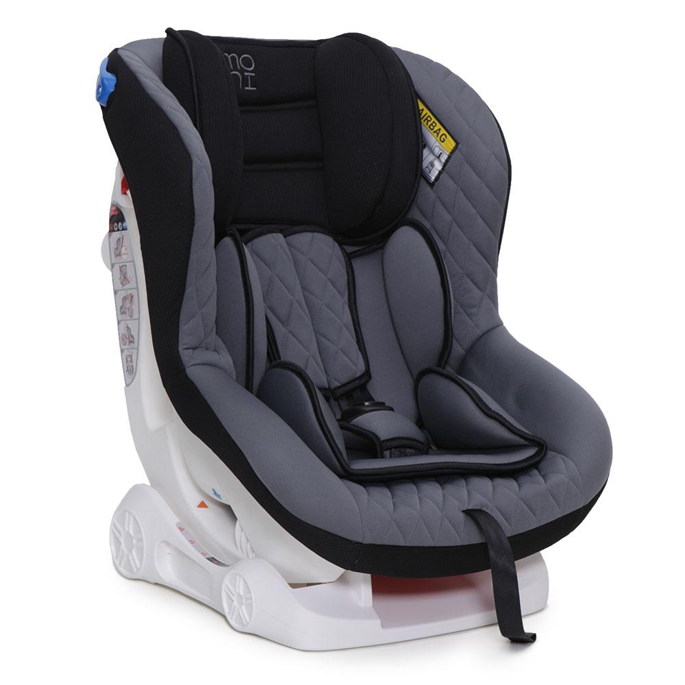 Scaun auto copii Moni Aegis 0-18 kg Grey imagine