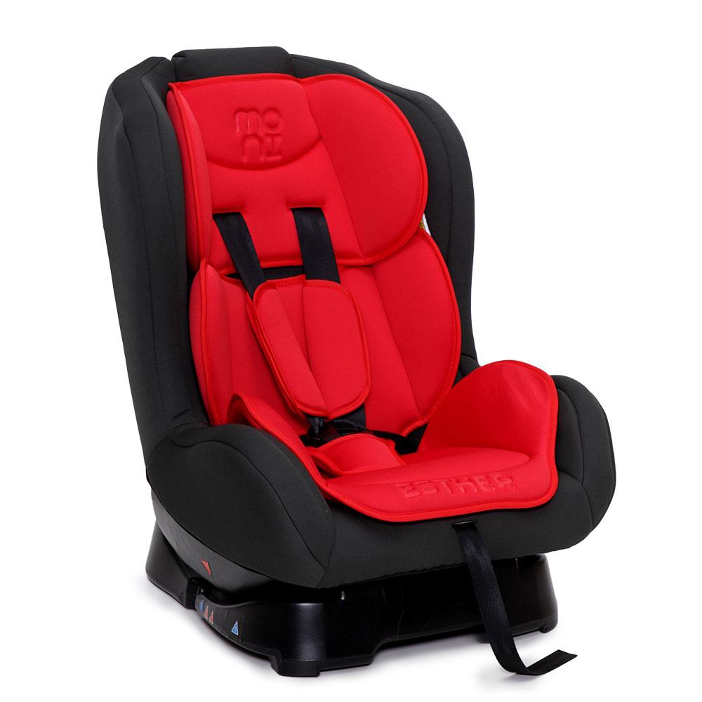 Scaun Auto Copii Moni Esther 0-18 Kg Red