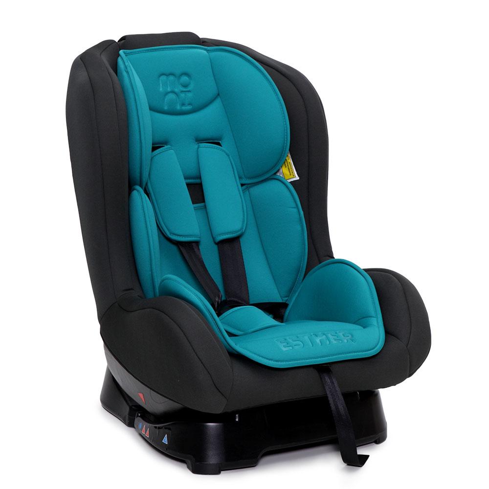 Scaun Auto Copii Moni Esther 0-18 Kg Turquoise