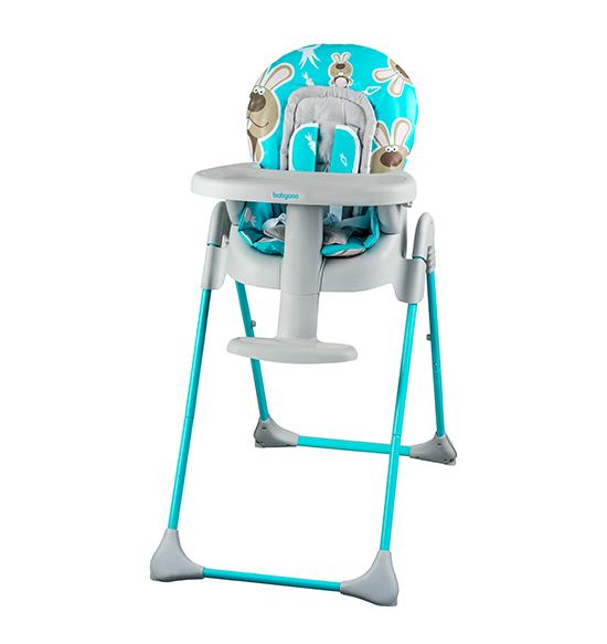 Scaun de masa inalt pentru copii Baby Ono Rabbit